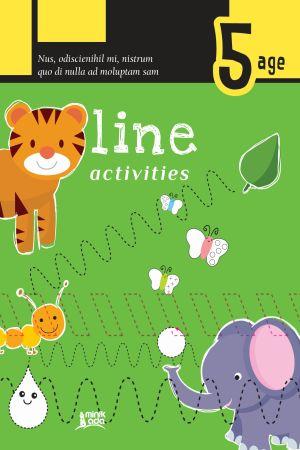 Line Activities – Age 5