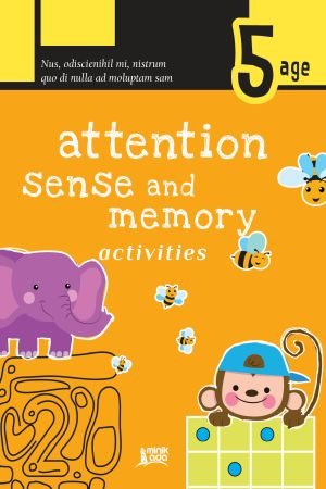 Attention, Sense and Memory Activities – Age 5