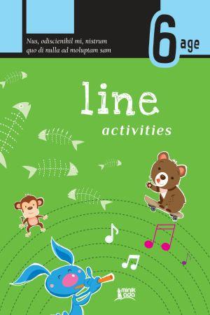 Line Activities – Age 6