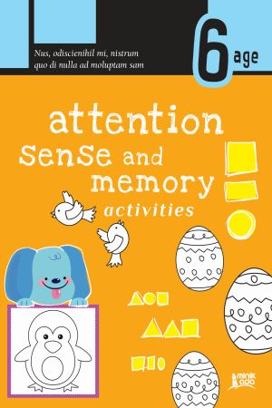 Attention, Sense and Memory Activities – Age 6