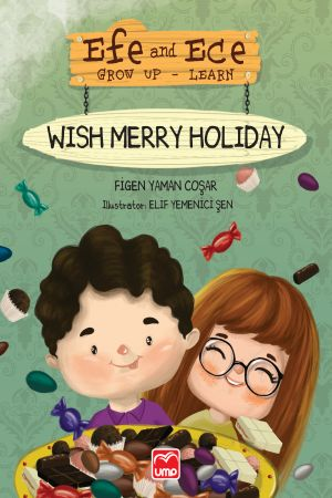 Efe and Ece – Wish a Merry Holiday