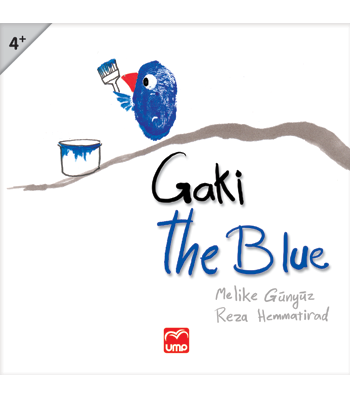 Adventures of the Curious Crows 1 – Gaki the Blue