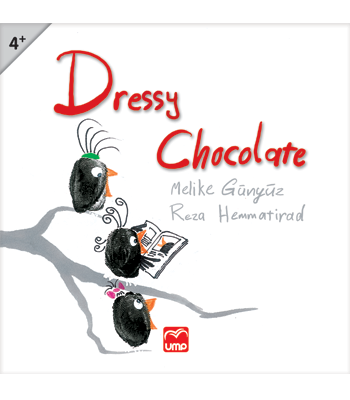 Adventures of the Curious Crows 2- Dressy Chocolate