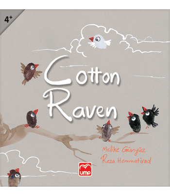 Adventures of the Curious Crows 3- Cotton Raven