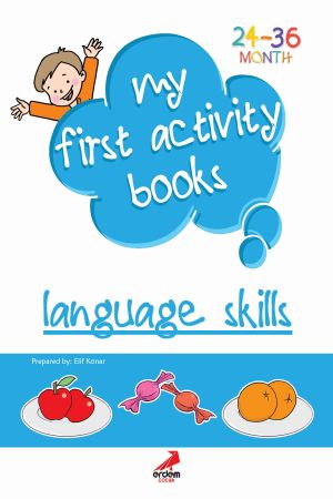 My First Activity Book: Language Skills
