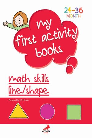 My First Activity Book: Math Skills – Line/Shape