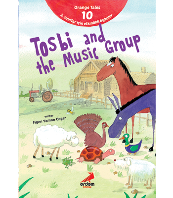 Orange Tales 10 – Tosbi and the Music Group