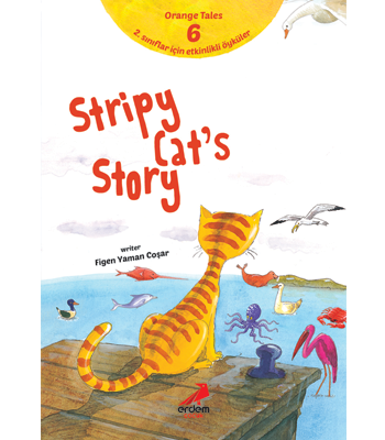 Orange Tales Series 6 – Stripy Cat's Story