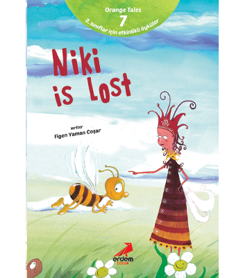 Orange Tales Series 7 – Niki is Lost