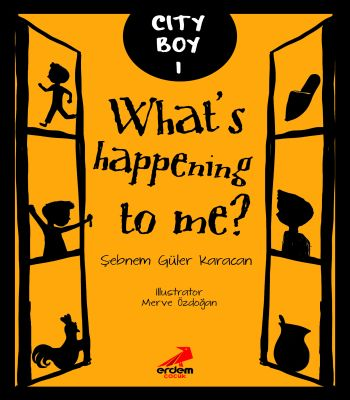 City Boy 1 – What's Happening To Me