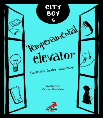 City Boy 5 – Temperamental Elevator