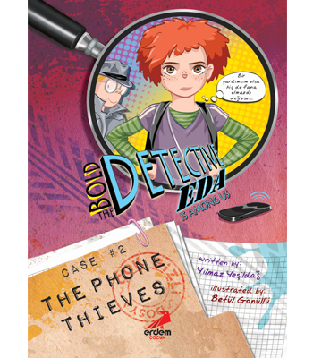 Detective Eda Series 2 – The Phone Thieves