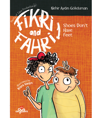 Fikri and Fahri Series 1 – Shoes Don't Have Feet