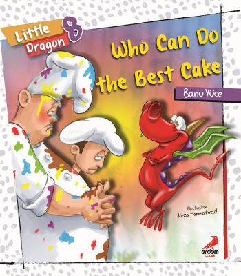 Little Dragon 8 – Who Can Make the Best Cake?