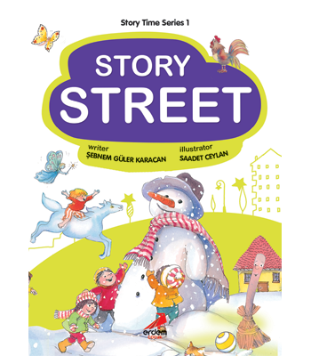 Story Time Series 1 – Story Street