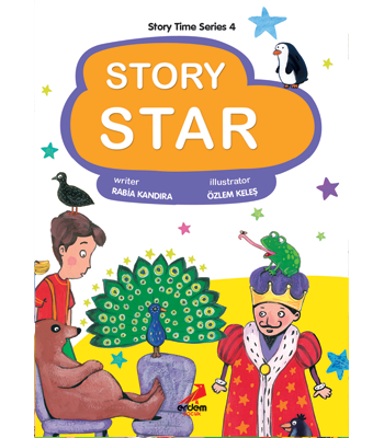 Story Time Series 4 – Story Star