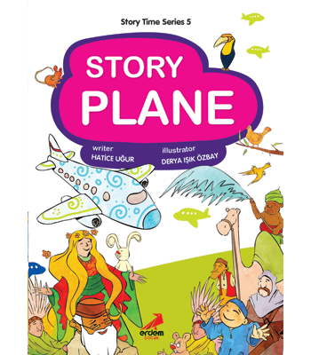 Story Time Series 5 – Story Plane