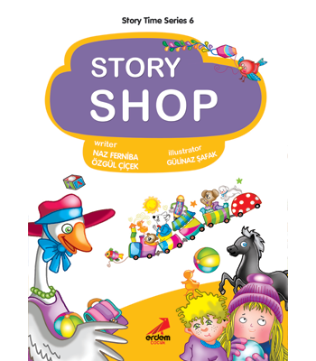 Story Time Series 6 – Story Shop