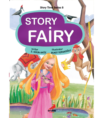 Story Time Series 8 – Story Fairy