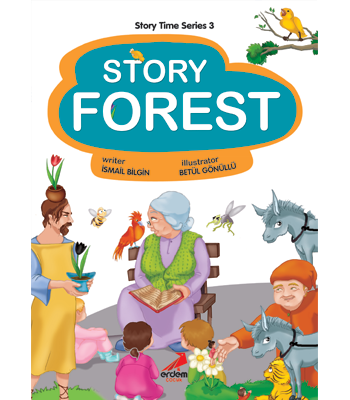 Story Time Series 3 – Story Forest